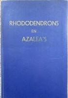 Rhododendrons en Azalea's